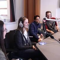 KBVR-FM All DJ Meeting