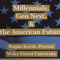 Lecture:  Millennials, Gen Next, & the American Future