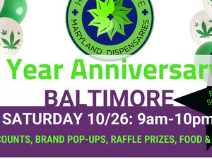 1 Year Anniversary - Health For Life Dispensary! (Baltimore location)