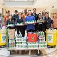 UTSCA Canned Food Drive