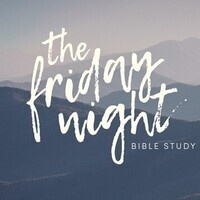 The Friday Night Bible Study