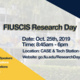 FIUSCIS Research Day