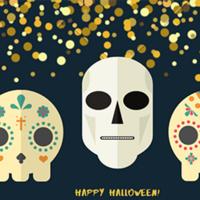 Masks, Lore, Creepy Things...and Cookies