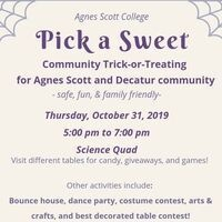 Halloween Pick-A-Sweet