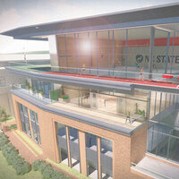 Alumni Wellness and Recreation Center Construction Tours