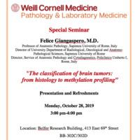 Special Pathology Seminar