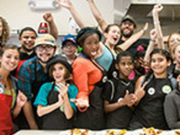 """Kids in the Kitchen"": Cooking Series for Youth"