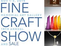 Fine Craft Show & Sale Opening Party