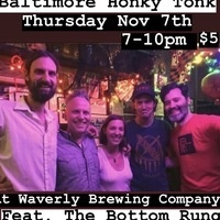 Baltimore Honky Tonk & Two-Stepping Night feat. The Bottom Rung