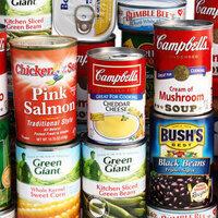 CMA EDU One Man Band Canned Food Drive