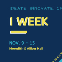 Innovation Week!