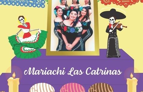 Brickyard Series: Mariachi Las Catrinas