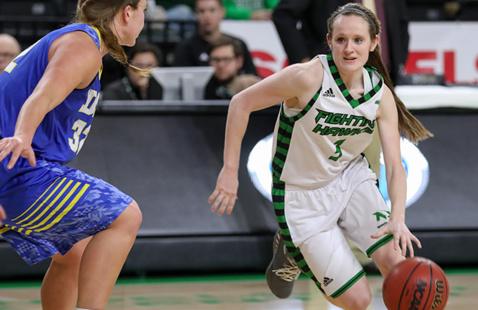 Women's Basketball vs. Concordia (Minn.) (Exh.)