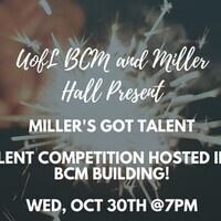 Miller Got's Talent!