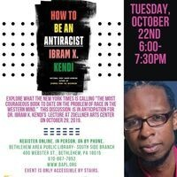 """Book Discussion: """"How to be an Antiracist,"""" by Ibram X. Kendi"""