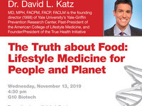The Truth about Food: Lifestyle Medicine for People and Planet