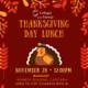 COF Thanksgiving Day Luncheon