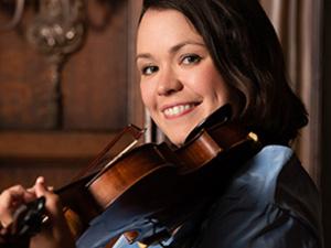 Nataly Merezhuk, jazz violinist