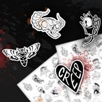 Scarytown Flash Tattoo Event