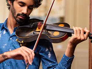 Jake Blount, folk musician