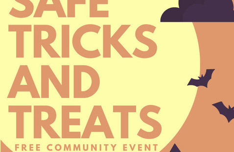 Sacramento Campus Safe Trick or Treat event