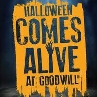 Halloween Comes Alive at Goodwill!