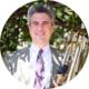 Patron of the Arts presents Jim Decker, trombone