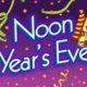 Noon Year's Eve - Elk Valley Branch Library