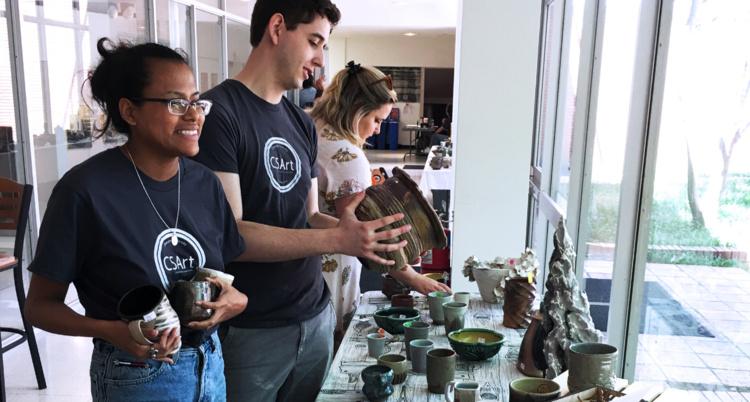 Annual Ceramics Bowl Sale