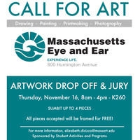 Call for Art - Mass Eye and Ear