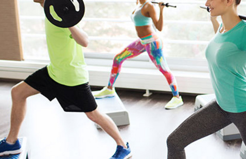CANCELED: Strength - Free Group Exercise Class