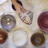 Ceramics Guild Chili Bowl Sale