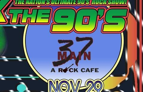 Rock The 90s USA: The Official 90s Rock Tribute Show