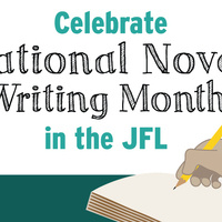 National Novel Writing Month: Kick-off Party