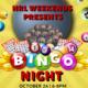 HRL Weekends: Bingo Night