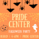 Pride Center Halloween Party
