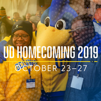 Blue Hen Homecoming Tailgate
