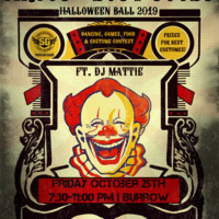 Circus of Lost Souls - Halloween Ball 2019