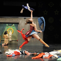 Thinking Choreographically: A Talk with Constanza Macras: MIT Performing Lecture