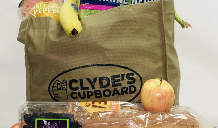 Fresh Food Friday at Clyde's Cupboard