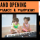 Little Mozarts Piano School Grand Opening