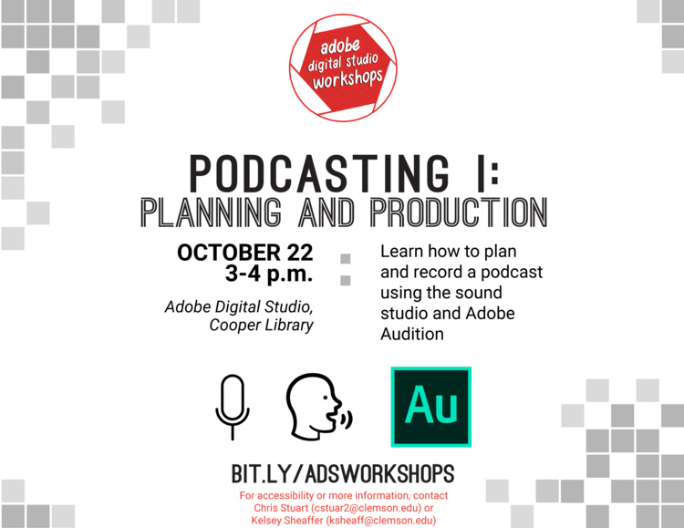 Podcasting I: Planning and Production