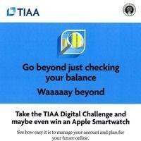TIAA Digital Challenge