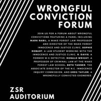 Forum Wrongful Convictions
