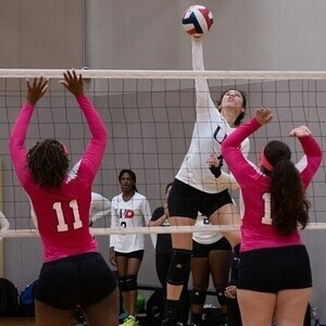 Lone Star Sport Club Conference Volleyball Championship Tournament