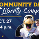 Community Day on the Liberty Campus