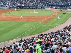 Gwinnett Stripers vs Syracuse Mets