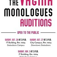 The Vagina Monologues Auditions
