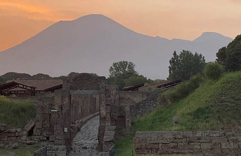 Study abroad info session: Anthropology: Archaeology Field Methods in Pompeii