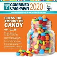 Combined Campaign: Guess The Amount of Candy